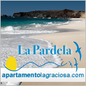 apartments in La Graciosa
