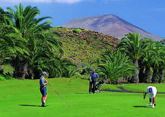 Golf Course Costa Teguise in Lanzarote