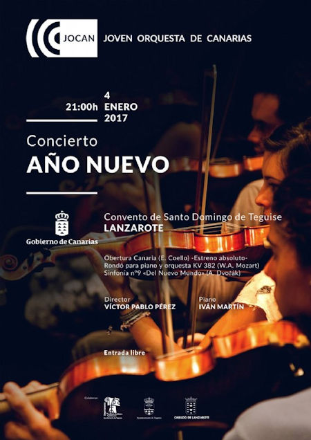 Orchestra of the Canary Islands JOCAN