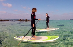 Stand Up Paddle en Lanzarote
